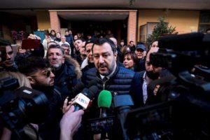 """Gregoretti, Salvini sceglie Ezra Pound: """"Se un uomo non è disposto a lottare per le proprie idee..."""""""