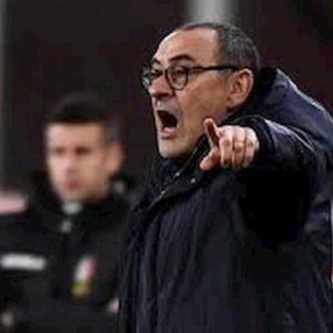 Juventus, tornano i rigori. La battuta di Sarri sulla maglia a strisce è stata profetica