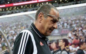 "Coronavirus, Sarri protesta: ""Perché Juventus-Inter a porte chiuse e altre no?"""