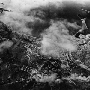 Seconda Guerra Mondiale, Ansa