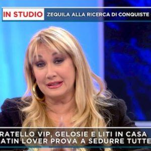 """Mattino 5, Simona Tagli: """"Antonio Zequila fu corteggiato da un cantante"""""""