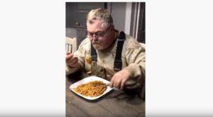 spaghetti forbici