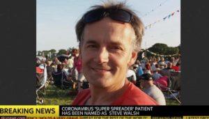 Da Singapore alle Alpi, poi a Hove: i viaggi di Steve Walsh, il super untore inglese di coronavirus