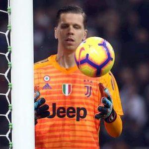 Juventus, Szczesny ha rinnovato il suo contratto fino al 2024