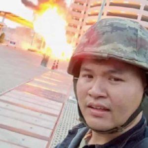 Soldato Thailandia: ha ucciso 27 persone in un centro commerciale per la vendita di una casa