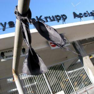 Rogo Thyssen, la Germania rigetta il ricorso dei due manager: sconteranno 5 anni di carcere