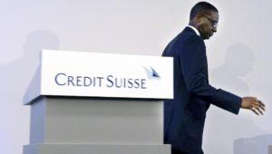 Credit Suisse, scandalo dei pedinamenti: si dimette il Ceo Tidjane Thiam. Nominato Thomas Gottstein