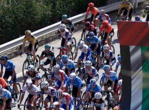 tour ciclismo foto ansa