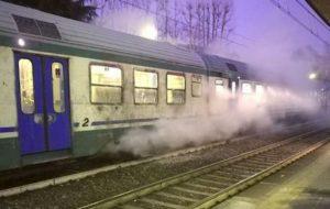 Arpaia (Benevento), deraglia carrozza di un treno: circolazione interrotta