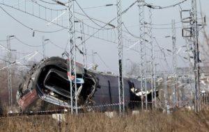 Treno deragliato a Ospedaletto Lodigiano: altri 11 indagati