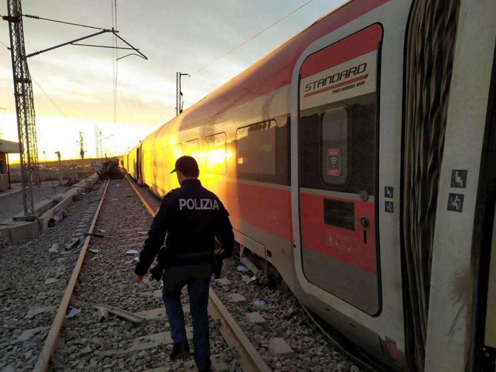 treno livraga lodi polizia ansa