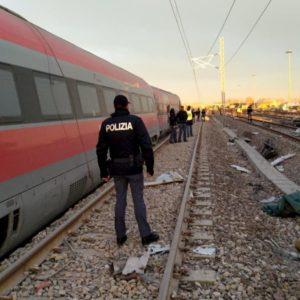 Treno Frecciarossa deragliato a Livraga, c'erano lavori in corso nel punto dell'incidente