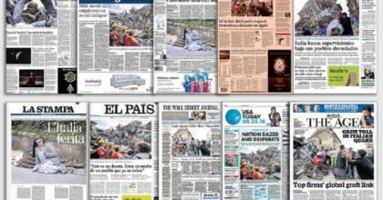 Vendite giornali crisi globale, Facebook nemico n.1
