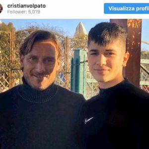 Totti procuratore, primo colpo Cristian Volpato della Roma