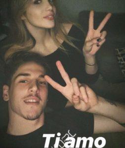 Zaniolo torna con Sara Scaperrotta, con Elisa Visari è durata poco...