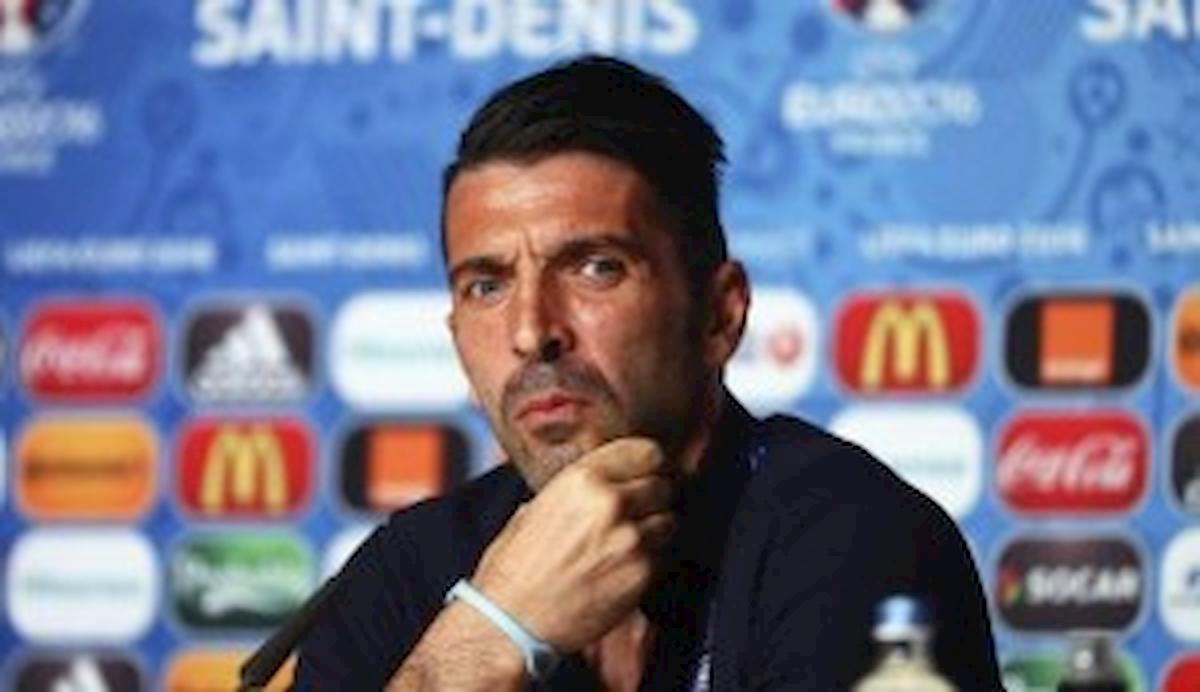 "Juventus, Buffon ammette: ""Ho tifato Inter, ecco perché"""