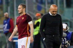 """Spalletti: """"Ringrazio Gesù per aver allenato Totti"""""""