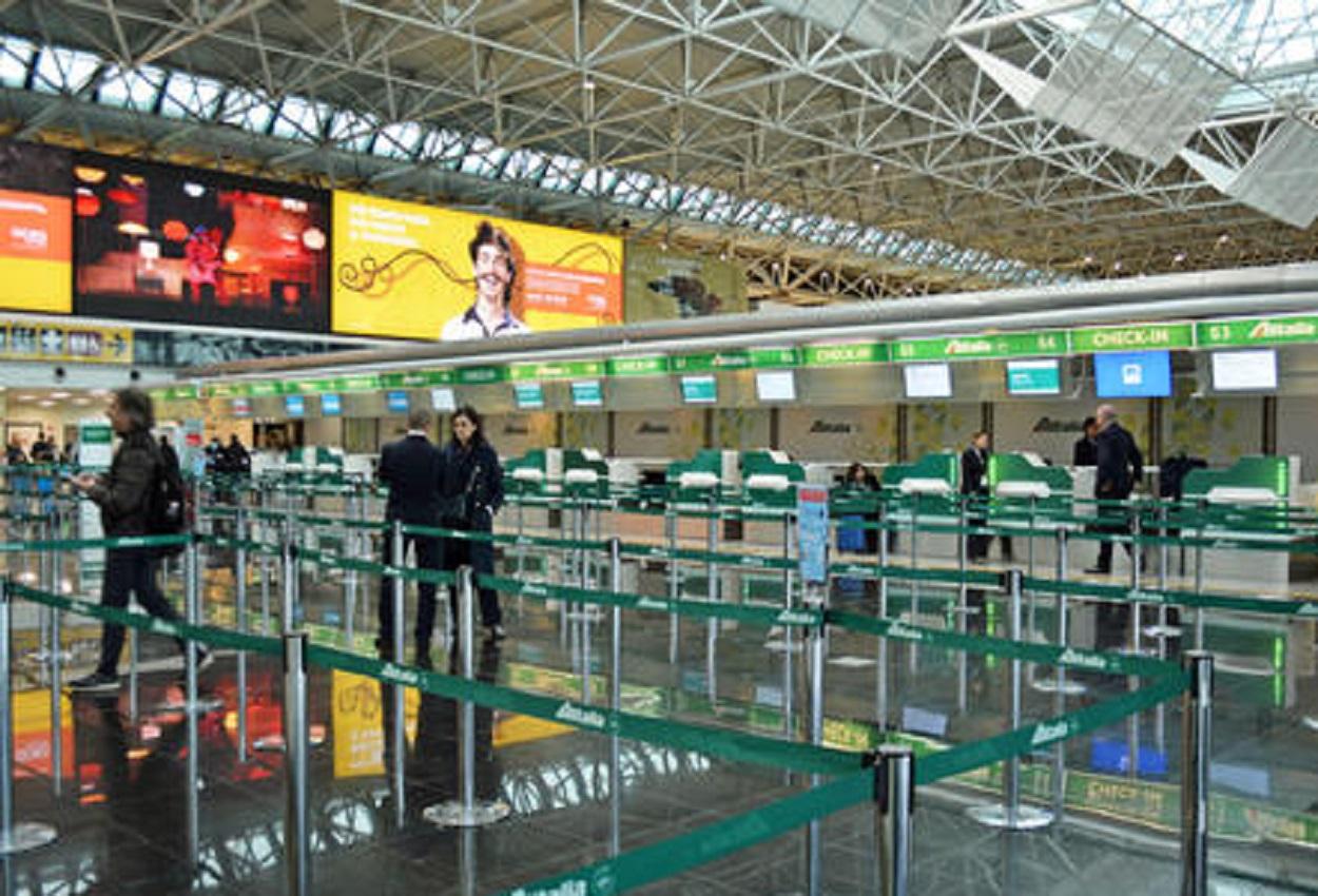Aeroporto, Ansa