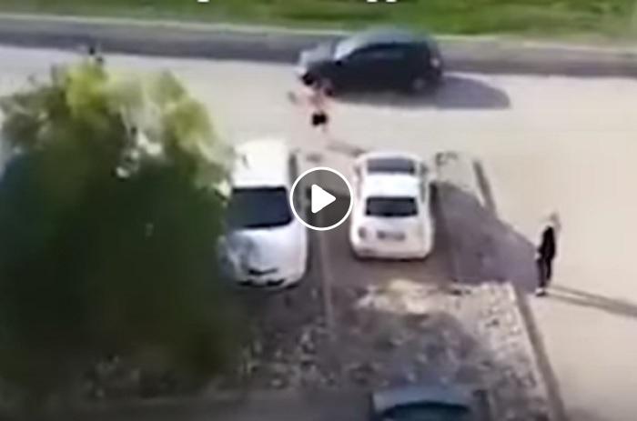 sfascia auto con mazza a montesilvano