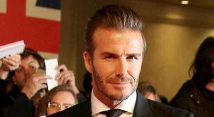 Classifica calciatori più desiderati: Beckham sempre primo. Cristiano Ronaldo solo ottavo