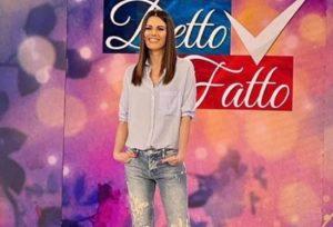 Bianca Guaccero, Detto Fatto