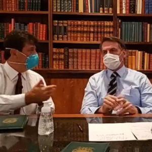 Coronavirus Bolsonaro positivo al test: una settimana fa incontro Trump