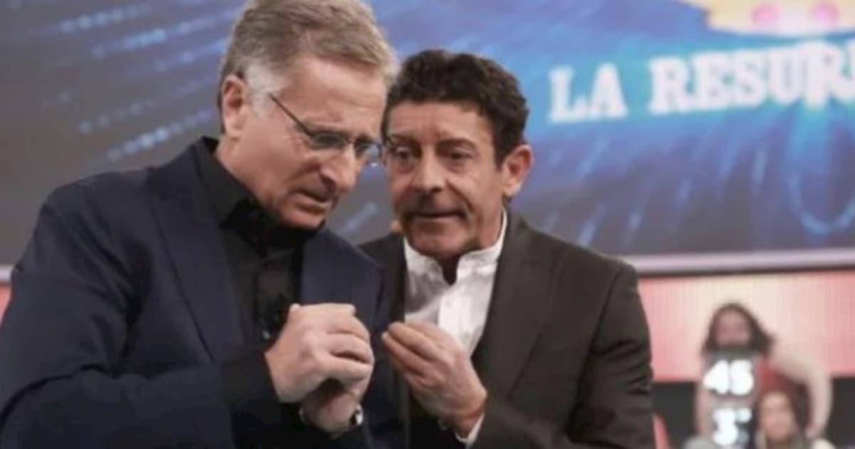 Paolo Bonolis e Laurenti hanno litigato? Il conduttore svela la verità su Instagram