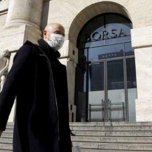 Coronavirus e petrolio mandano le Borse ko. L'Europa brucia 611 miliardi, Wall Street affonda