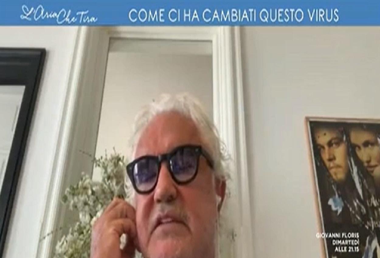 Briatore, La7
