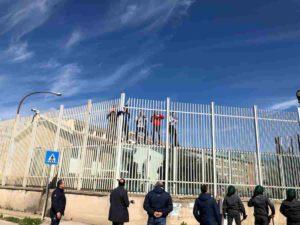 Rivolta organizzata nelle carceri di tutta Italia, aizzata da voce sparsa di indulto. Foggia evasione di massa