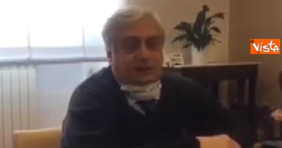 """Coronavirus, direttore del Cardarelli: """"Nove medici in prima linea si sono ammalati"""""""