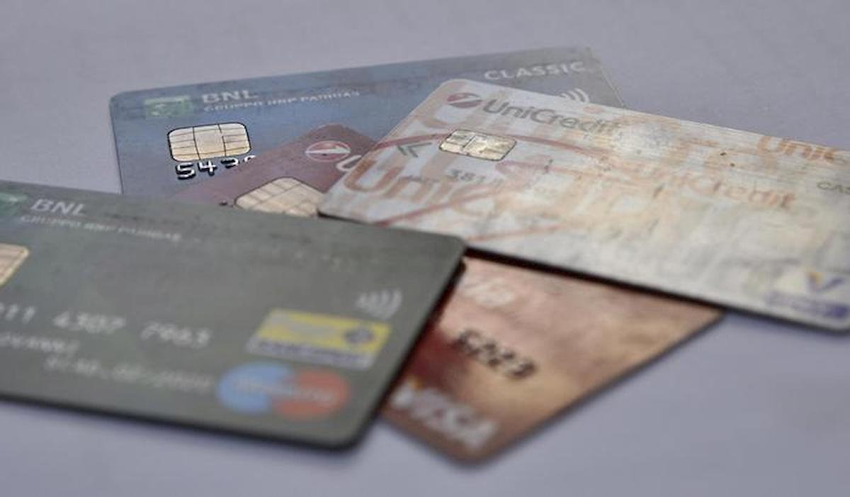Coronavirus su carte di credito