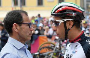 "Coronavirus, Dmitry Strakhov 1° ciclista positivo. Cassani: ""Restiamo a casa"""