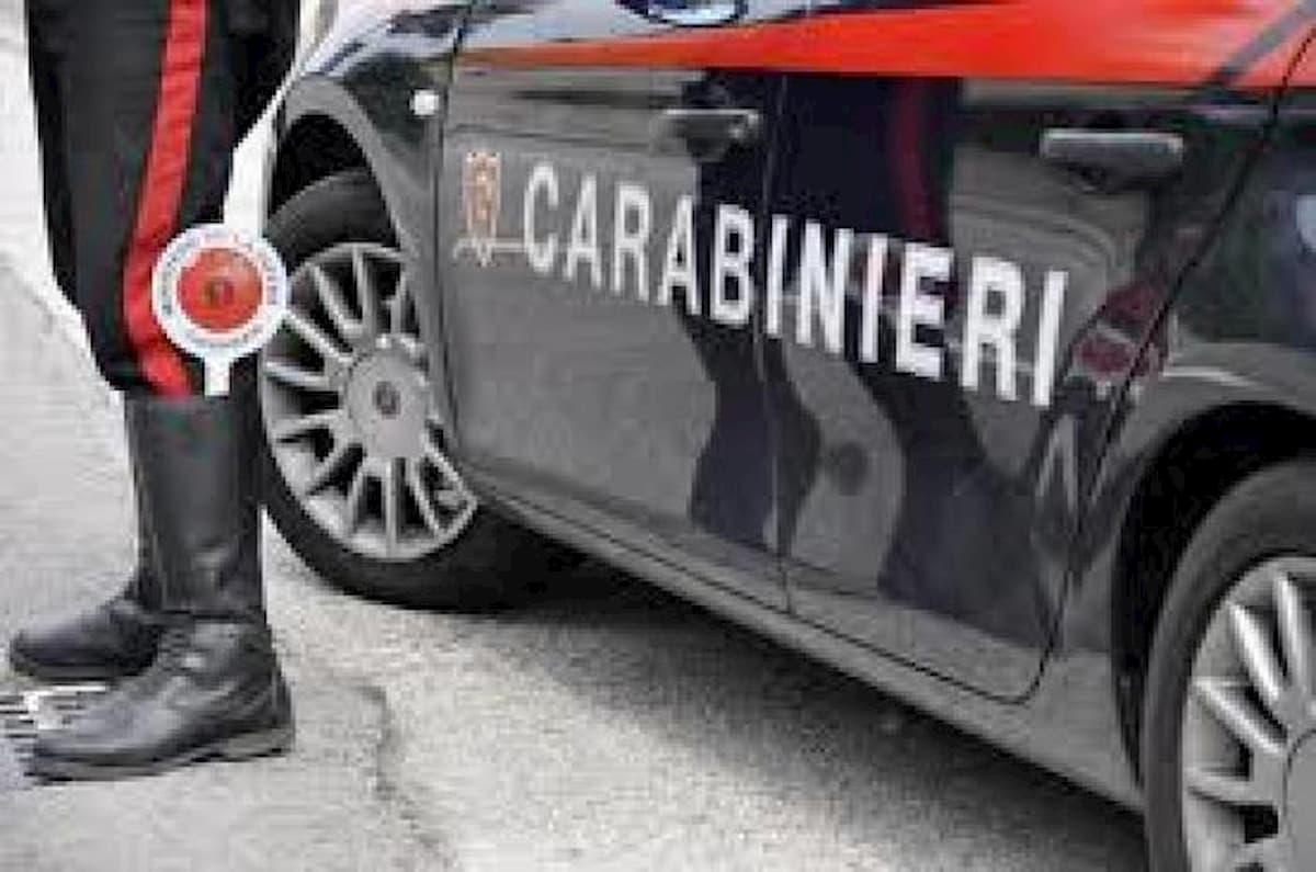 Casapesenna, strappa bandiera italiana e morde carabinieri: arrestato straniero
