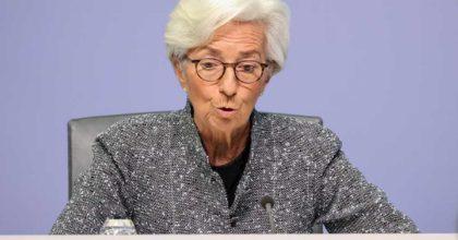 Coronavirus, Bce lancia quantitative easing da 750 miliardi contro la pandemia