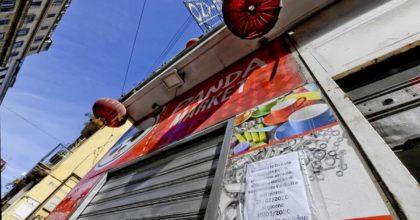 Negozi: chi disobbedisce e resta aperto rischia una chiusura fino a 30 giorni