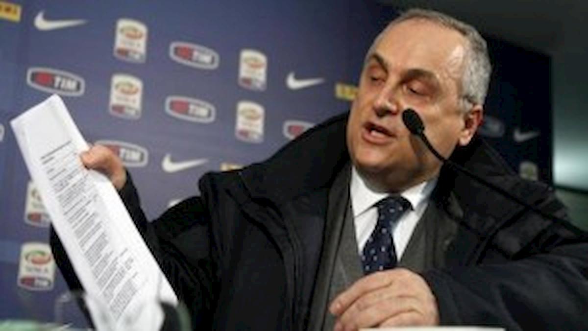 """Coronavirus, Agnelli litiga con Lotito: """"Ora fai anche il virologo?!"""""""