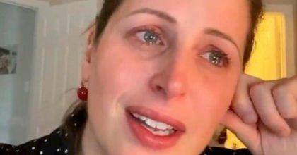 """Coronavirus, Clio Make-up scappa da New York dopo la fila ai negozi di armi: """"Sono incinta, non mi sento al sicuro"""""""