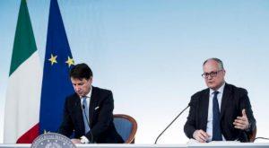 """Decreto Cura Italia, Conte: """"Manovra poderosa: si attivano 350 miliardi"""""""