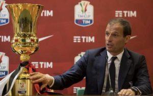 Coronavirus, semifinale di Coppa Italia Juve-Milan rinviata