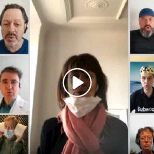 Scheiss Corona, Coronavirus mer**: il coro pop di Berlino che esorcizza e insulta il virus