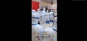 coronavirus ospedale wuhan