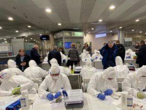 Coronavirus, più posti di terapia intensiva e turni sanitari anche da altre parti d'Italia