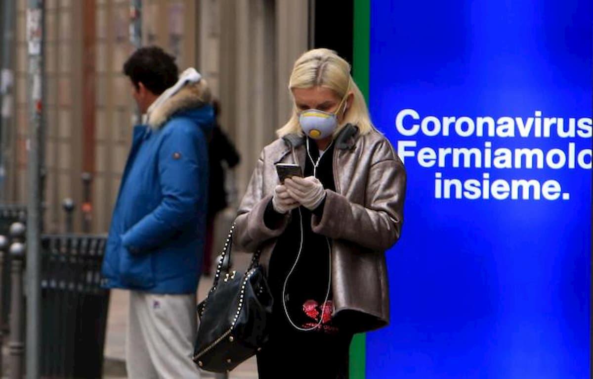Lombardia, che analizza gli spostamenti usando i dati di Vodafone e Tim, alla possibilità che vengano tracciati tutti i contatti dei malati di Covid-19