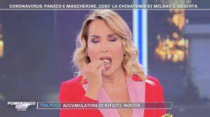 Coronavirus in tv italiana: fermare contagio ospiti