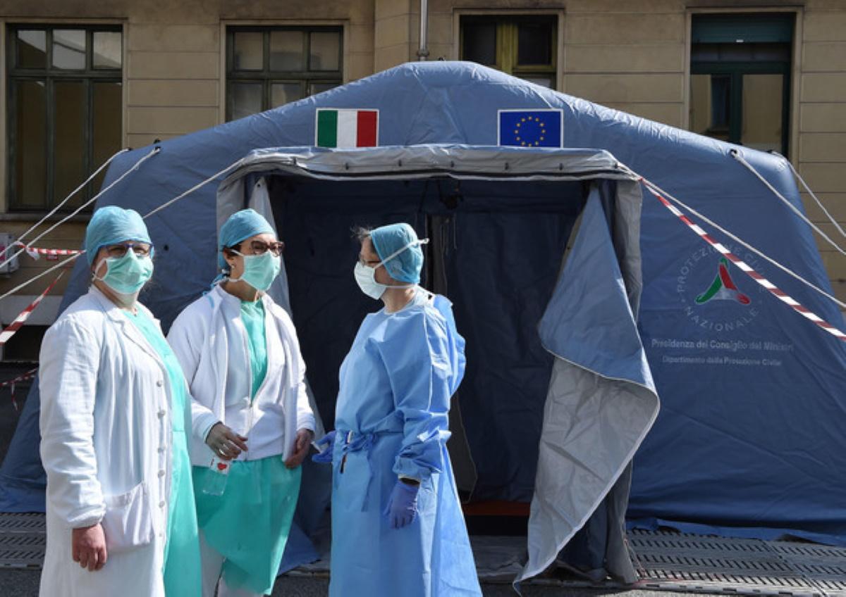 Coronavirus infermieri, oltre 4mila contagiati: rischio burnout