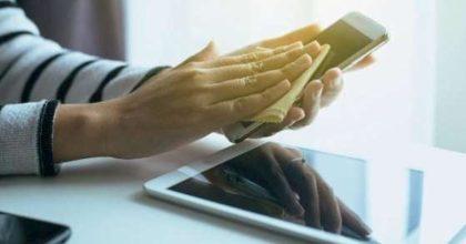Coronavirus: come disinfettare pc, smartphone e tablet? La guida Apple