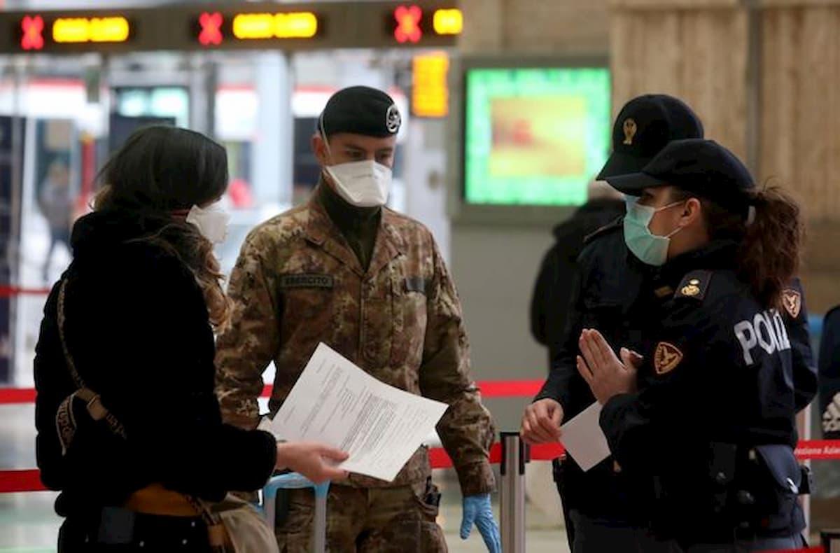 Coronavirus. 2mila euro di multa e droni per fermare chi disobbedisce