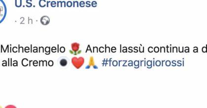 Coronavirus, Michelangelo Gazzoni è morto: era la voce storica della Cremonese