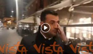 Il sindaco Antonio Decaro piange in diretta Facebook: Bari è deserta dopo le 18 VIDEO